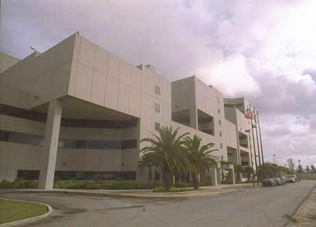 Turner Guilford Knight Correctional Center in Miami Dade County.